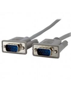 StarTech.com MXT101MM VGA-kaapeli 1.8 m VGA (D-Sub) Harmaa Startech MXT101MM - 1