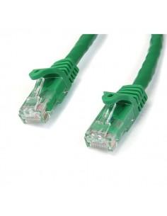 StarTech.com N6PATCH10GN verkkokaapeli Vihreä 3.05 m Cat6 U/UTP (UTP) Startech N6PATCH10GN - 1