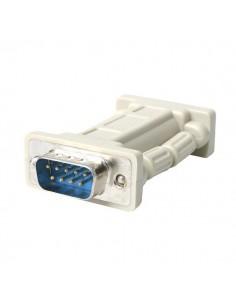 StarTech.com DB9 RS232 Serial Null Modem Adapter - M/F Startech NM9MF - 1