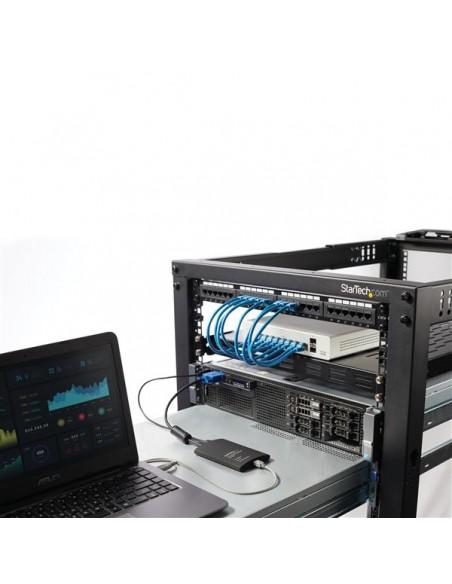 StarTech.com USB-akutvagnsadapter med filöverföring och videoinspelning Startech NOTECONS02 - 5