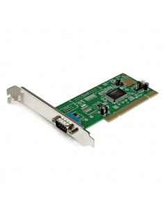 StarTech.com 1 Port PCI RS232 Serial Adapter Card with 16550 UART Startech PCI1S550 - 1