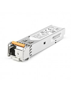 StarTech.com Dell EMC SFP-1G-BX40-U-kompatibel SFP sändarmodul - 1000Base-BX40 (uppströms) Startech SFP1GBX40UES - 1