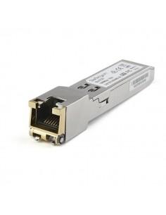 StarTech.com Juniper SFP-1GE-T Compatible SFP Module - 1000BASE-T to RJ45 Cat6/Cat5e 1GE Gigabit Ethernet RJ-45 100m Startech SF