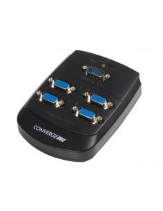 StarTech.com VGA-video-splitter med 4 portar - Väggmonterbar Startech ST124WEU - 1