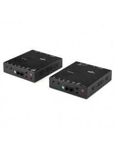 StarTech.com ST12MHDLAN2K AV-signaalin jatkaja AV-lähetin ja -vastaanotin Musta Startech ST12MHDLAN2K - 1