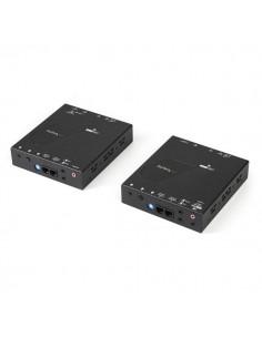 StarTech.com ST12MHDLAN4K AV-signaalin jatkaja AV-lähetin ja -vastaanotin Musta Startech ST12MHDLAN4K - 1