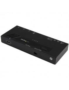 StarTech.com VS421HD4KA bild-switchar HDMI Startech VS421HD4KA - 1