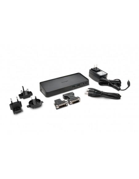 Kensington SD3600 Langallinen USB 3.2 Gen 1 (3.1 1) Type-B Musta Kensington K33991WW - 5