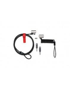 Kensington ClickSafe® Anywhere Laptop Lock Pack - Master Keyed Kensington K64662M - 1