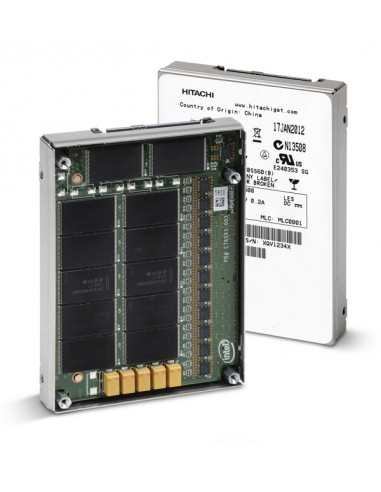 "HGST Ultrastar SSD400S.B 2.5"" 100 GB SAS SLC Hgst 0B27395 - 1"