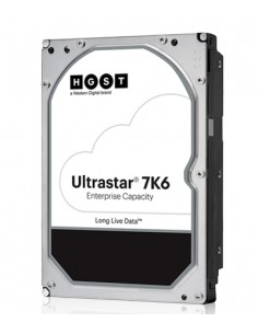 "Western Digital Ultrastar 7K6 3.5"" 6000 GB SAS Hgst 0B36015 - 1"