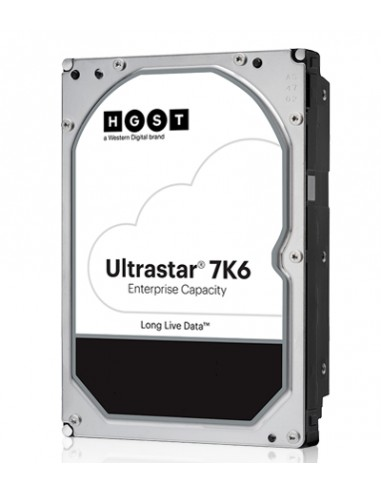 "Western Digital 7K6 3.5"" 6000 GB Serial ATA III Hgst 0B36042 - 1"