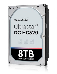 "Western Digital DC HC320 3.5"" 8000 GB Serial ATA III Hgst 0B36410 - 1"