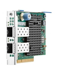 Hewlett Packard Enterprise 10Gb 2x 560FLR-SFP+ Sisäinen Kuitu 10000 Mbit/s Hp 665243-B21 - 1