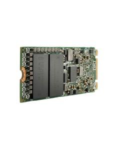 Hewlett Packard Enterprise 875498-K21 SSD-massamuisti M.2 480 GB SATA TLC Hp 875498-K21 - 1