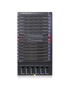 Hewlett Packard Enterprise Intellijack 10512 Managed L3+ Black Hp JC748A - 1