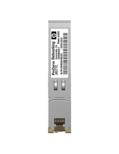 Hewlett Packard Enterprise X120 1G SFP RJ-45 T network transceiver module Copper 1000 Mbit/s Hp JD089B - 1
