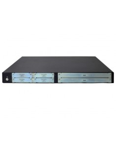 Hewlett Packard Enterprise MSR3024 wired router Gigabit Ethernet Black Hp JG406A#ABA - 1