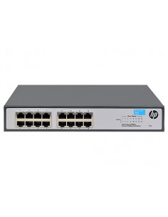 Hewlett Packard Enterprise OfficeConnect 1420 16G Hallitsematon L2 Gigabit Ethernet (10/100/1000) 1U Harmaa Hp JH016A#ABB - 1