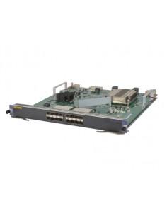 Hewlett Packard Enterprise 16x 1/10GB SFP+ SF Sisäinen Kuitu 10000 Mbit/s Hp JH193A - 1