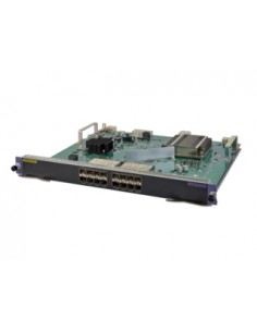 Hewlett Packard Enterprise FlexNetwork 7500 16-port 1/10GbE SFP+ SF nätverksswitchmoduler 10 Gigabit Ethernet, Ethernet Hp JH214