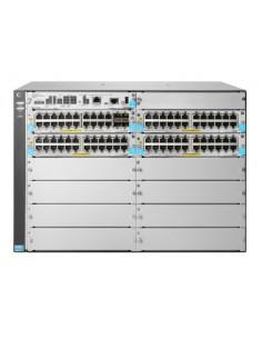 Hewlett Packard Enterprise 5412R 92GT PoE+ & 4-port SFP+ (No PSU) v3 zl2 Managed L3 Gigabit Ethernet (10/100/1000) Power over Hp