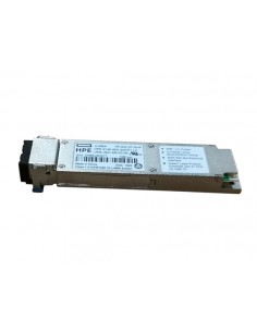 Hewlett Packard Enterprise X140 40G QSFP+ LC LR4L 2km SM lähetin-vastaanotinmoduuli Valokuitu 40000 Mbit/s Hp JL286A - 1