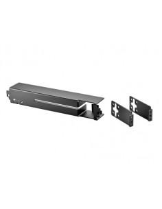 Hewlett Packard Enterprise 2930F 8-port Cable Guard Lattiakaapelin suoja Musta Hp JL311A - 1