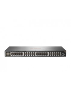 Aruba, a Hewlett Packard Enterprise company Aruba 2540 48G 4SFP+ Managed L2 Gigabit Ethernet (10/100/1000) 1U Grey Hp JL355A - 1