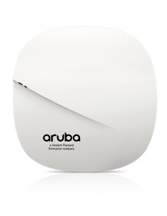 Aruba, a Hewlett Packard Enterprise company AP-207 1000 Mbit/s White Power over Ethernet (PoE) Hp JX952A - 1