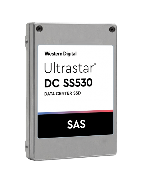 "Western Digital Ultrastar DC SS530 2.5"" 1600 GB SAS 3D TLC Western Digital 0B40352 - 3"
