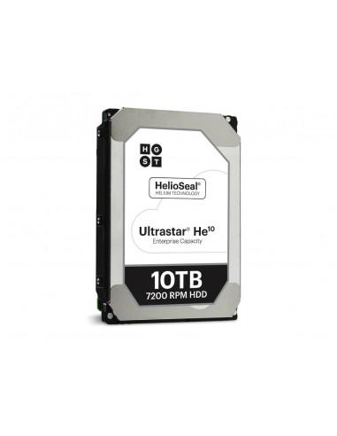 "Western Digital Ultrastar He10 3.5"" 10000 GB Serial ATA III Western Digital 0F27609 - 1"