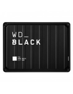 Western Digital P10 Game drive external hard 5000 GB Black Western Digital WDBA3A0050BBK-WESN - 1