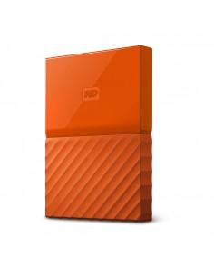 Western Digital My Passport externa hårddiskar 1000 GB Orange Western Digital WDBYNN0010BOR-EEEX - 1