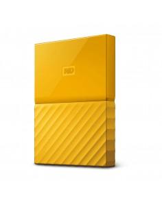 Western Digital My Passport external hard drive 1000 GB Yellow Western Digital WDBYNN0010BYL-EEEX - 1