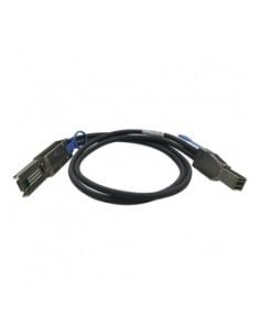 QNAP CAB-SAS20M-8644-8088 SCSI-kablar 2 m Svart Qnap CAB-SAS20M-8644-8088 - 1