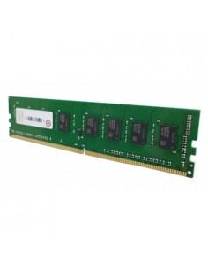 QNAP RAM-4GDR4ECP0-UD-2666 memory module 4 GB 1 x DDR4 2666 MHz ECC Qnap RAM4GDR4ECP0UD2666 - 1