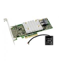 Microsemi SmartRAID 3154-8i RAID controller PCI Express x8 3.0 12 Gbit/s Microsemi Storage Solution 2291000-R - 1