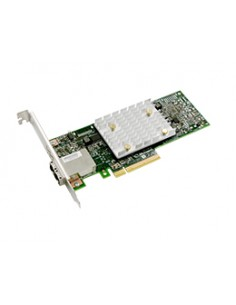 Microsemi HBA 1100-8e interface cards/adapter Internal Mini-SAS HD Microsemi Storage Solution 2293300-R - 1