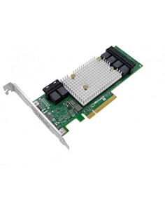 Microsemi HBA 1100-24i nätverkskort/adapters Intern Mini-SAS HD Microsemi Storage Solution 2293800-R - 1