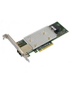 Microsemi SmartHBA 2100-8i8e nätverkskort/adapters Intern Mini-SAS HD Microsemi Storage Solution 2301900-R - 1