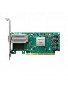 Hewlett Packard Enterprise InfiniBand EDR 100Gb 1-port 841QSFP28 Ethernet / Fiber 100000 Mbit/s Sisäinen Hp 872725-B21 - 1