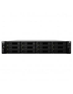 Synology RackStation RS3618xs NAS Teline ( 2U ) Ethernet LAN Musta D-1521 Synology RS3618XS - 1