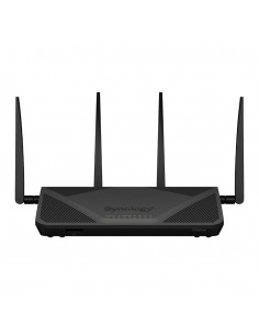 Synology RT2600AC trådlös router Gigabit Ethernet Dual-band (2,4 GHz / 5 GHz) Svart Synology RT2600AC - 1