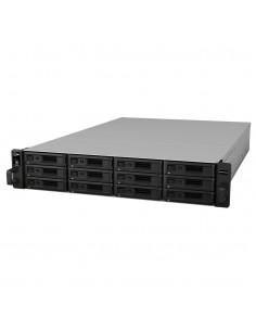 Synology RXD1215sas disk array Black Synology RXD1215SAS - 1