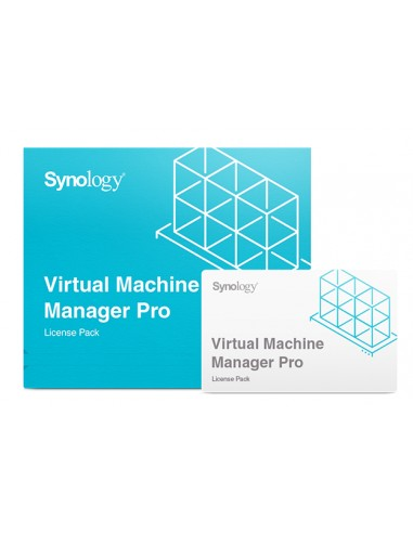 Synology Virtual Machine Manger Pro Synology VMMPRO-3NODE-S1Y - 1