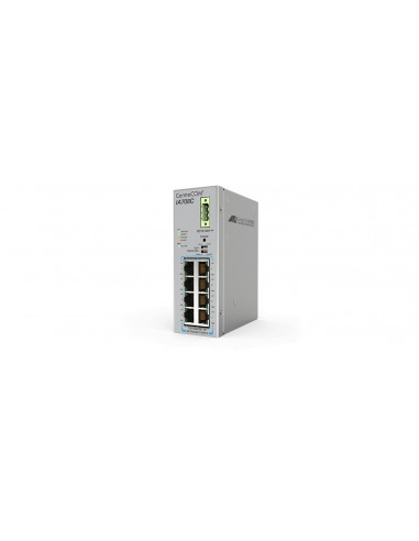 Allied Telesis AT-IA708C-80 Unmanaged Fast Ethernet (10/100) Grey Allied Telesis AT-IA708C-80 - 1