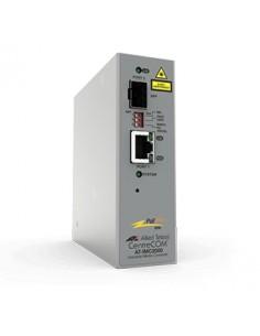 Allied Telesis AT-IMC2000TP/SP-980 verkon mediamuunnin 1000 Mbit/s 850 nm Harmaa Allied Telesis AT-IMC2000TP/SP-980 - 1