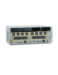 Allied Telesis AT-SBX8106 network equipment chassis Grey Allied Telesis AT-SBX8106 - 1