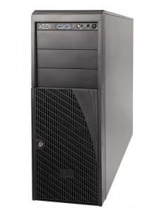 Intel P4304XXMUXX tietokonekotelo Teline Musta Intel P4304XXMUXX - 1
